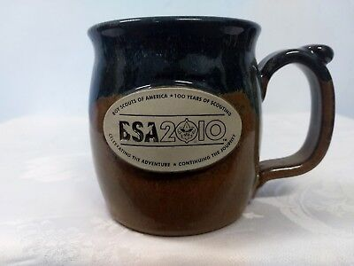 Boy Scouts Of America Logo Coffee Mug Cup 100 Years Scouting Never Used Usa