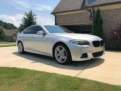 2012 BMW 5-Series  2012 BMW 535i LOADED WITH OPTIONS