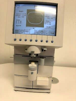 Zeiss Humphrey Lens Analyzer 350