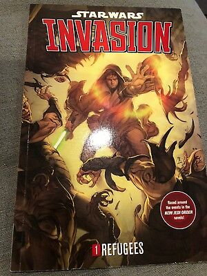 Star Wars Invasion #1 Graphic Novel