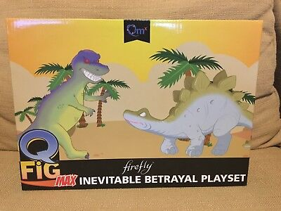 Loot Crate Firefly Qmx Q Fig Max Inevitable Betrayal Playset
