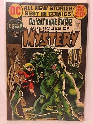 House Of Mystery 9 Comic Lot DC Wrightson 204 205 206 207 208 209 210 211 212