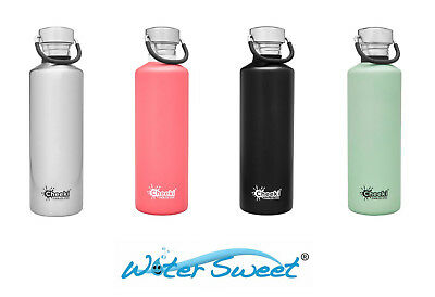 Cheeki Classic 750 ml Stainless Steel Water Bottle - Choose your Design