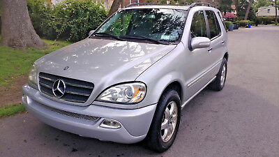 2003 Mercedes-Benz M-Class ML500 W163 ML500 V8 Good Condition Well Maintained New Tires, Brakes & Power Steering
