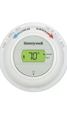 Honeywell digital thermostat round #T8775C1005 *NIB*
