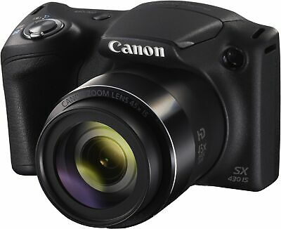 Canon new PowerShot SX430 IS