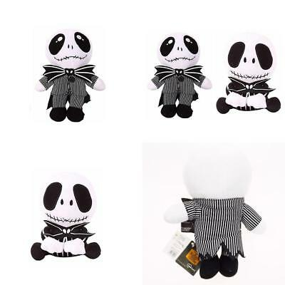 "Nightmare Before Christmas Jack Skellington Plush Soft Toy Doll Kids Gifts 8"" 9"""