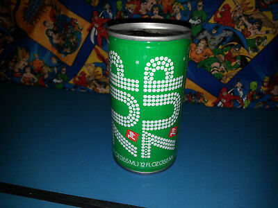 vintage 7up can , delaware's  turning 7up