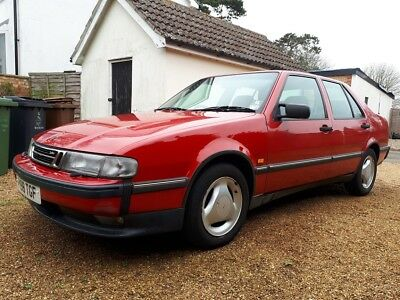 SAAB 9000 CDE 2.0 turbo saloon