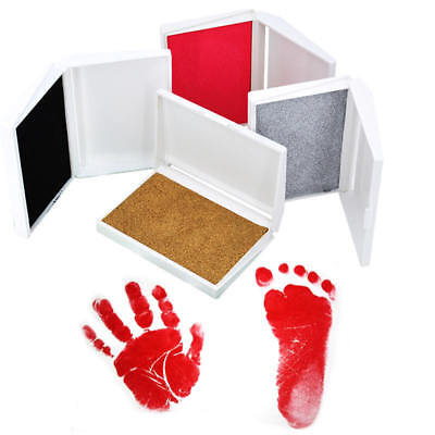 Inkless Wipe Baby Kit Hand Foot Print Keepsake Newborn Footprint Handprint10*6cm