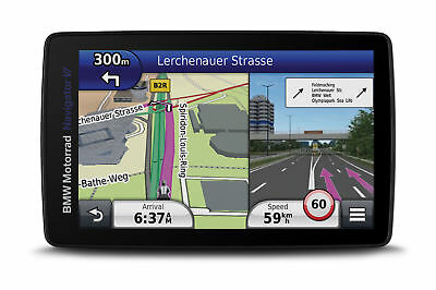 BMW Motorrad Navigator V (Sat Nav) with internal memory card