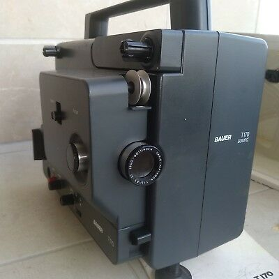 Bauer t170 8mm projector never been used in a box