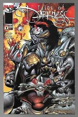 Tales of the Darkness #1 (Apr, 1998) Image 1st Print Whilce Portacio NM- 9.2