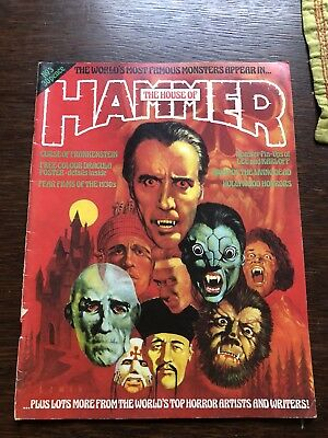 The House Of Hammer Issue No.3