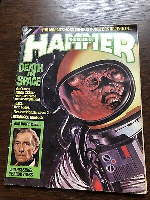 The House Of Hammer Issue No.5
