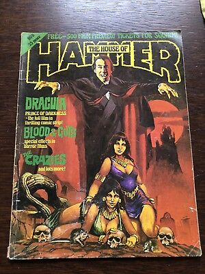 The House Of Hammer Issue No.6