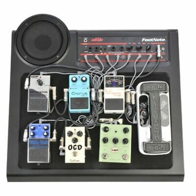 SKB 1SKBFN8 Footnote Amplified Guitar Effects PedalBoard Pedal Board EOFY Sale