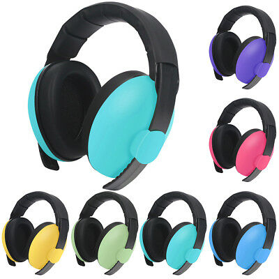 Baby Infant Hearing Protection Earmuff Noise Reduction Ear Muffs for Child Brand