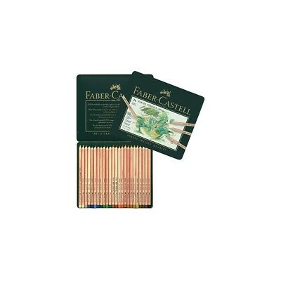 Faber-Castell Pitt Pastel Pencil 24 Tin