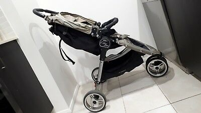 Baby jogger city mini pram single