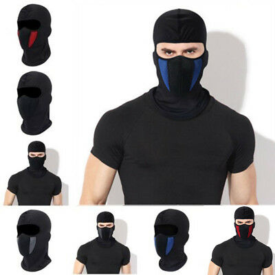 Outdoor Windproof Ski Motorcycle Cycling Balaclava Full Face Mask Neck Scarf New