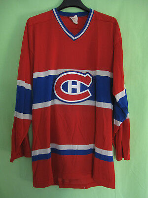 Maillot Hockey Glace Canadiens Montréal Vintage Sandow Sporting Knit - M