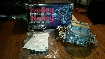 New (open box) Holley Model 2300 Carb, Carburetor 2-Bbl 500 CFM 0-4412S