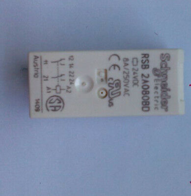 5PCS NEW RSB2A080BD Schneider Relay Free Shipping /&R1
