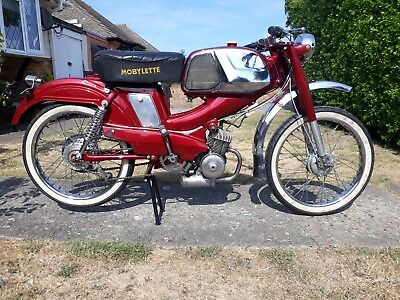 Mobylette Campera rare sports moped 1977