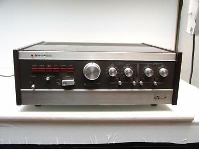 Kenwood Supreme 1 Stereo Amplifier / Verstärker / + service Manual