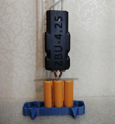 Electrodes holder ZBU-4.25 with the start button. Battery Spot Welder Pen Handle