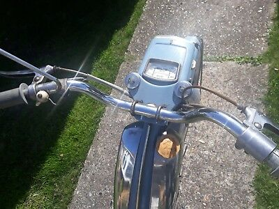 Mobylette  classic moped