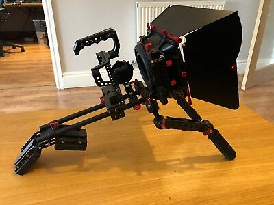 CAME TV Guardian Cage For GH5 GH4 A7S Camera Rig