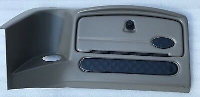 2002 LUND BOATS Console Cap 1675 Pro Sport Starboard Brown