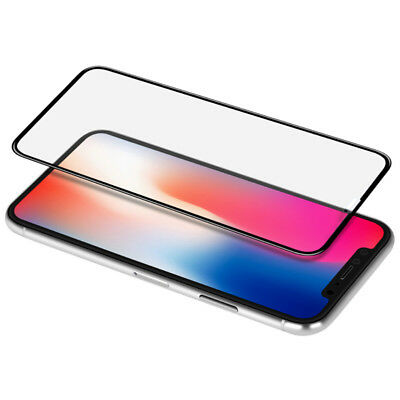 For iPhone XS Max/XS/XR 100%-Genuine 5D Tempered Glass Screen Protector Film GH