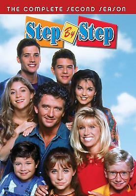Step By Step - The Complete Second Season - Season 2 (DVD, 2018, 3-Disc Set) New
