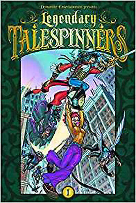 Legendary Talespinners, Kuhoric, James, Excellent Book