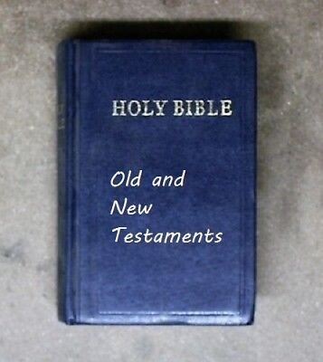 The Holy Bible Containing The Old and New Testaments PDF Book
