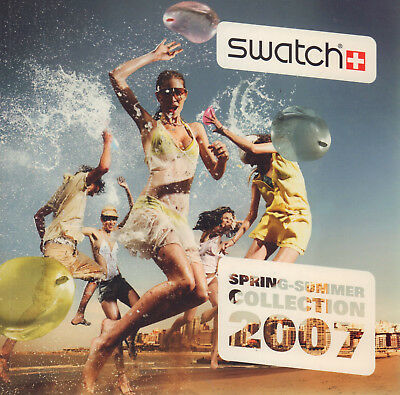 SWATCH Catalogue Spring-Summer Collection 2007