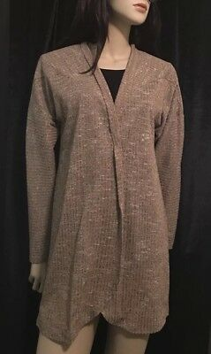 New With Tag Large Stretchy MOTHERHOOD Maternity L Longsleeve Cardigan Sweater