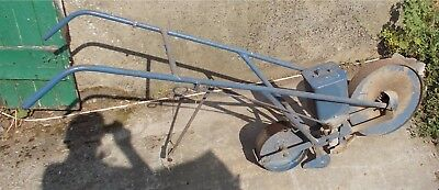 Hand Seed Drill Vintage In Reasonable condition but needs a bit of a clean up