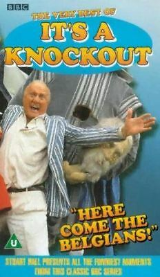It's A Knockout: Here Come The Belgians! The Very Best Of [VHS] [VHS Tape] [2000