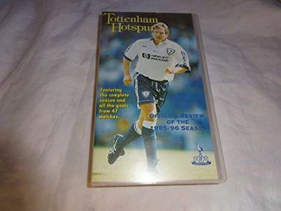 Tottenham Hotspur - The Official 1995/96 Season Review [1996] [VHS] [VHS Tape] [