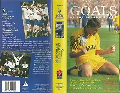 Tottenham Hotspur - Goals Of The Season 1991/92 [VHS] [VHS Tape]