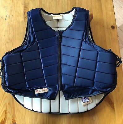 Racesafe 2010 Body Protector - Adult Ladies Fit XL - 2009 Level 3