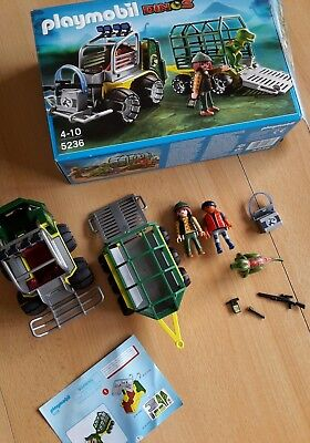 Playmobil DINOS Art.5236 TOP mit OVP