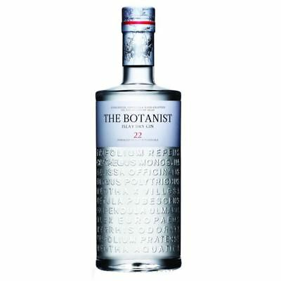 The Botanist Islay Dry Gin 46% 70cl (Bouteille vide) (Empty bottle)
