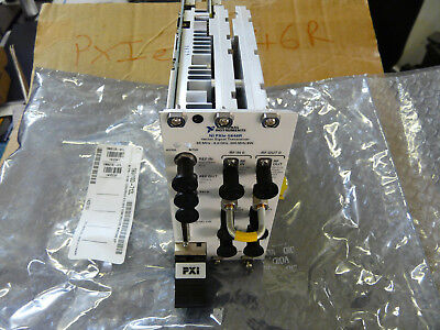 National Instruments PXIe-5646R Vector Signal Transceiver 65MHz-6GHz