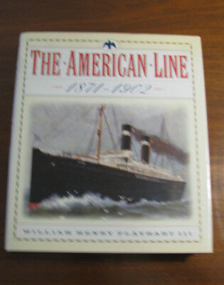William Flayhart's The American Line, includes IMM buying White Star Line