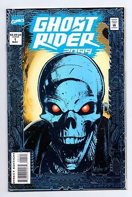 Marvel Comics: Ghost Rider 2099 #1/#2/#3/#4/#5/#6/#7 - Seven Issues!